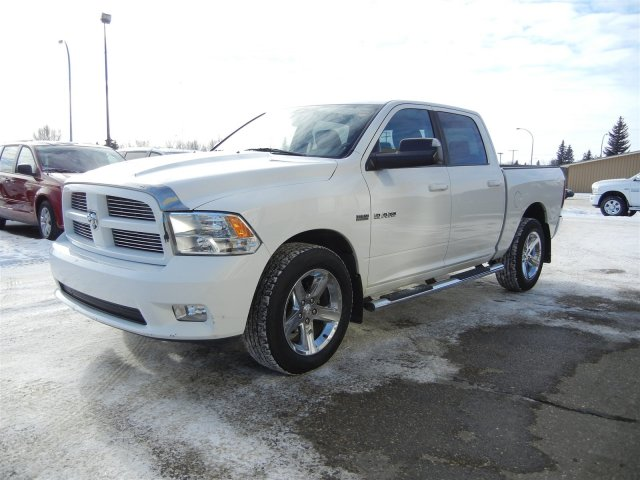 how to change dodge ram l 100km to mpg